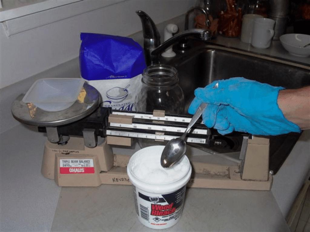 pesando-oxalico